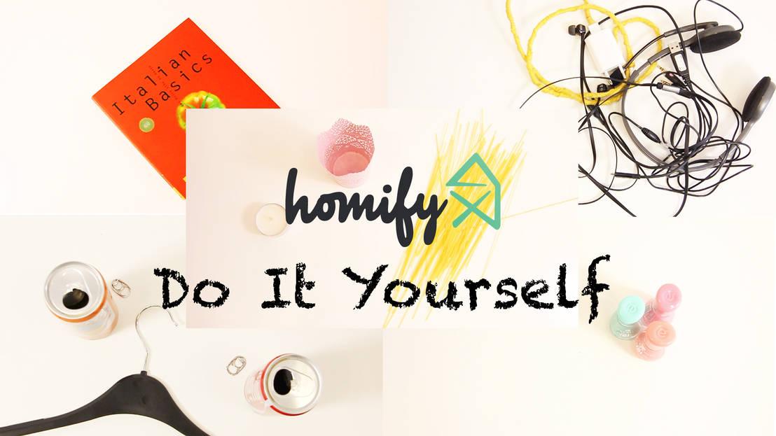 5 do it yourself tipps die dir dein leben erleichtern. Black Bedroom Furniture Sets. Home Design Ideas