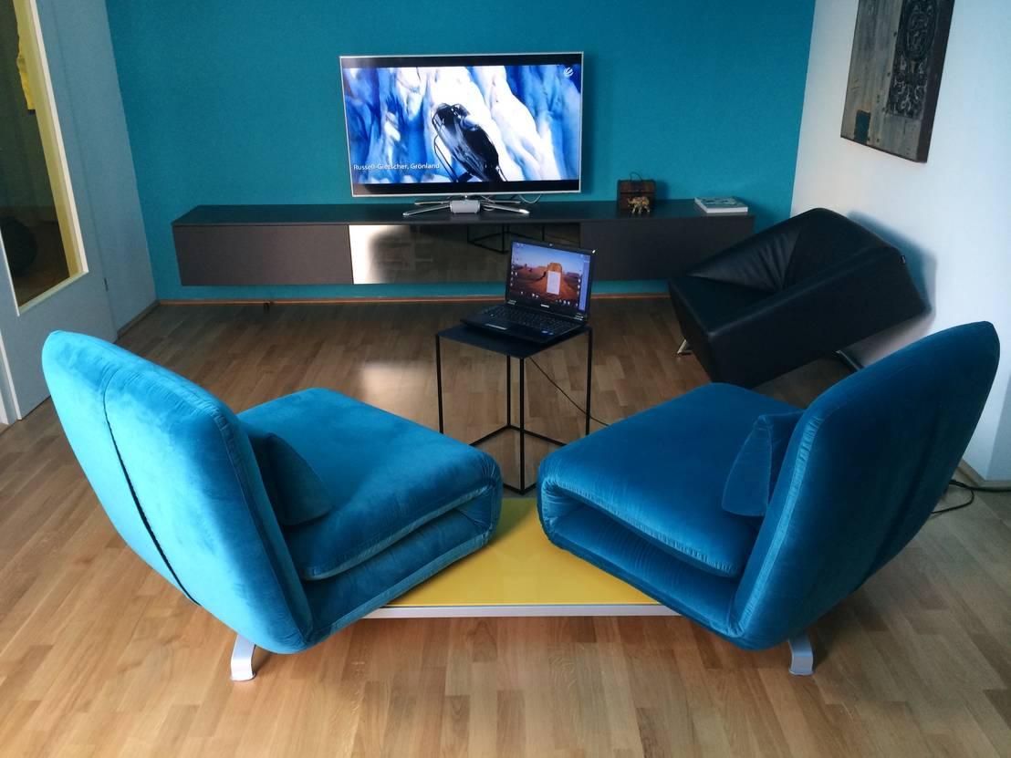 Wohndesign maierhofer moderne wohnzimmer einrichtung for Wohndesign maierhofer