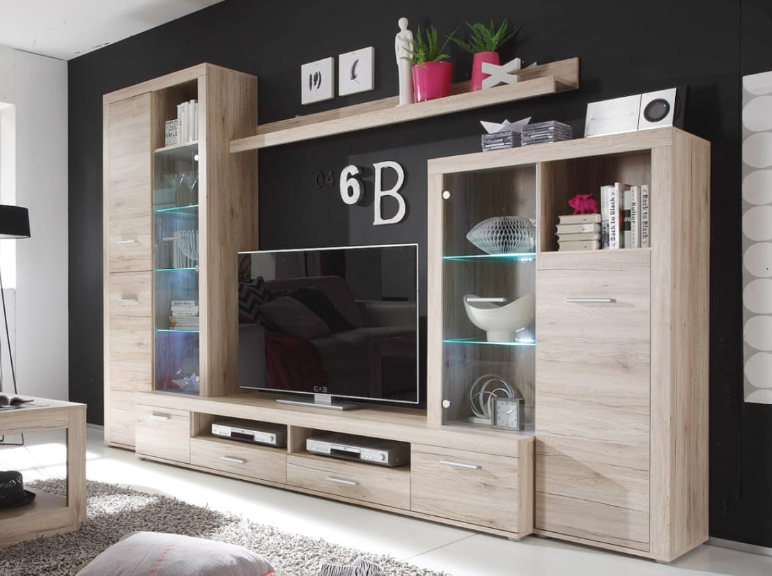 wohnzimmer von m bel eins homify. Black Bedroom Furniture Sets. Home Design Ideas