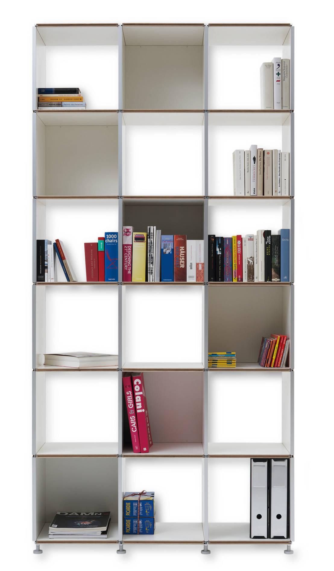 regal 1hoch3 von dominik lutz industrial design homify. Black Bedroom Furniture Sets. Home Design Ideas