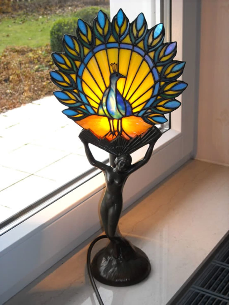 tiffany lampen von kunsthandwerker homify. Black Bedroom Furniture Sets. Home Design Ideas