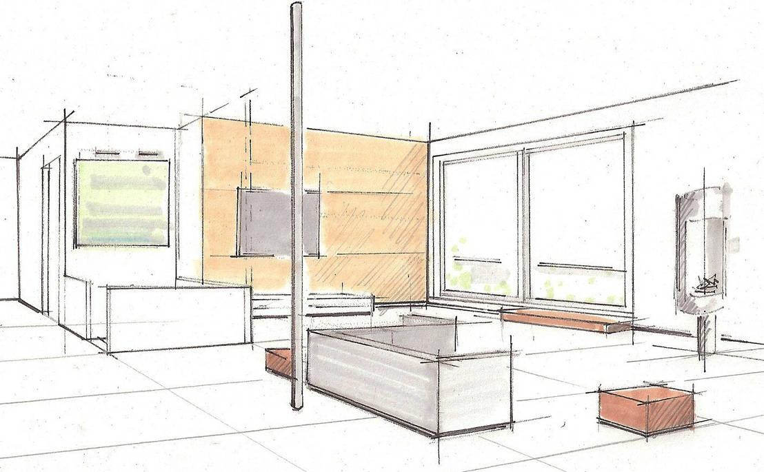 innenraumplanung m blierungs material und farbkonzept. Black Bedroom Furniture Sets. Home Design Ideas