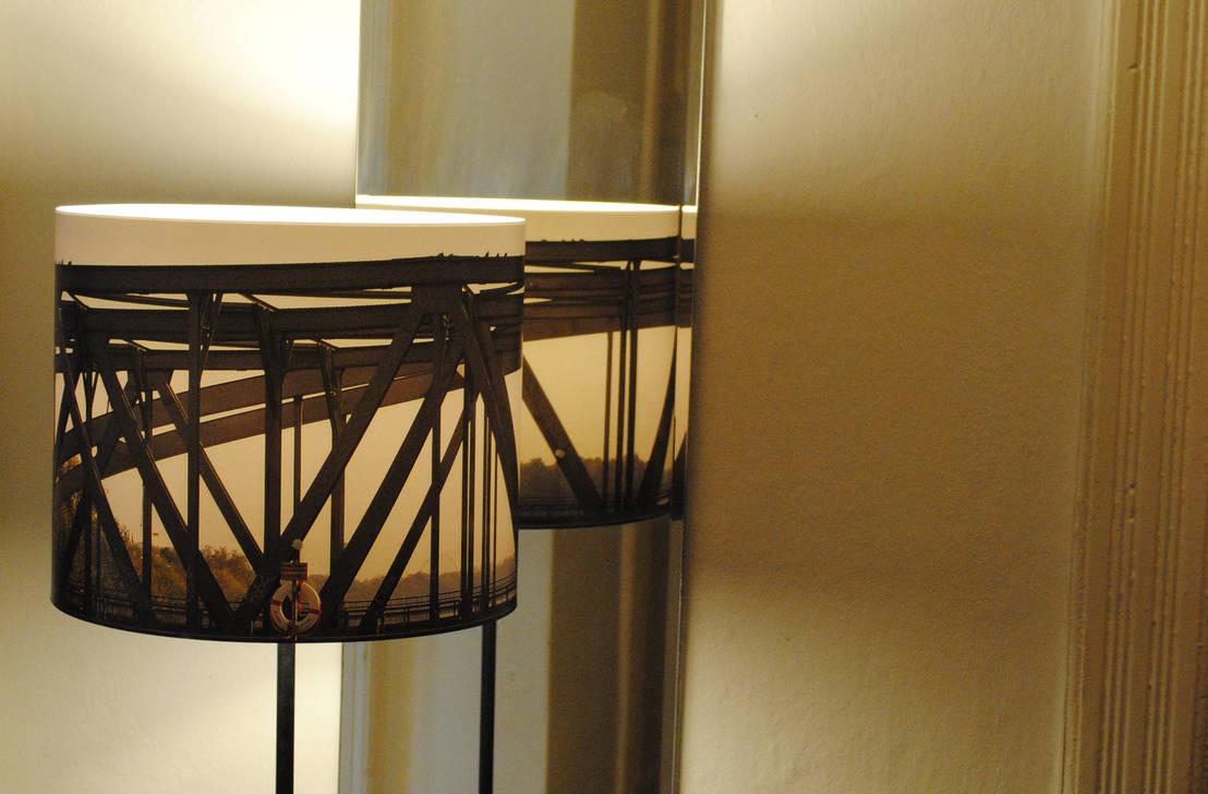 Schirm fotolampen di fotolampe berlin homify for Foto lampen