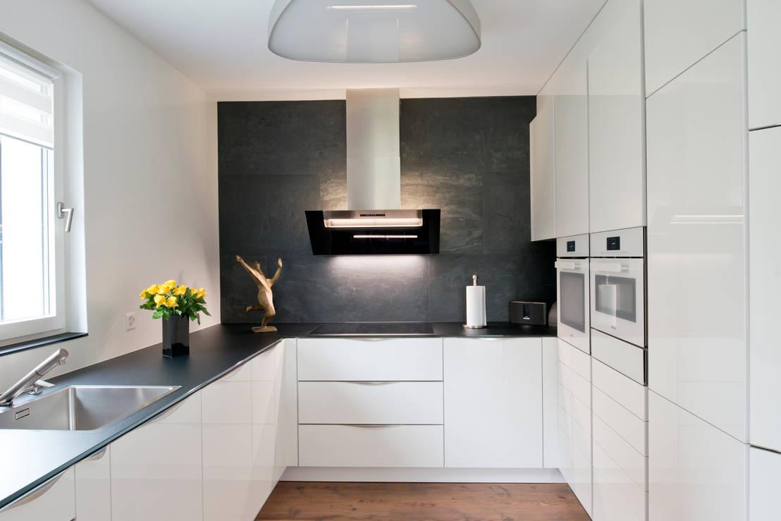 Individuelle Küchen auch auf engstem Raum de inpuncto Küchen GmbH