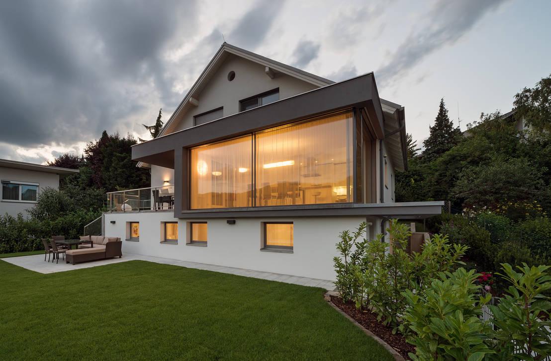 vorher nachher haus f von studio berner stolz architekten zt og homify. Black Bedroom Furniture Sets. Home Design Ideas