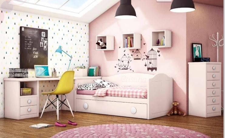 Dormitorios infantiles con encanto de muebles dalmi - Dormitorios infantiles con encanto ...