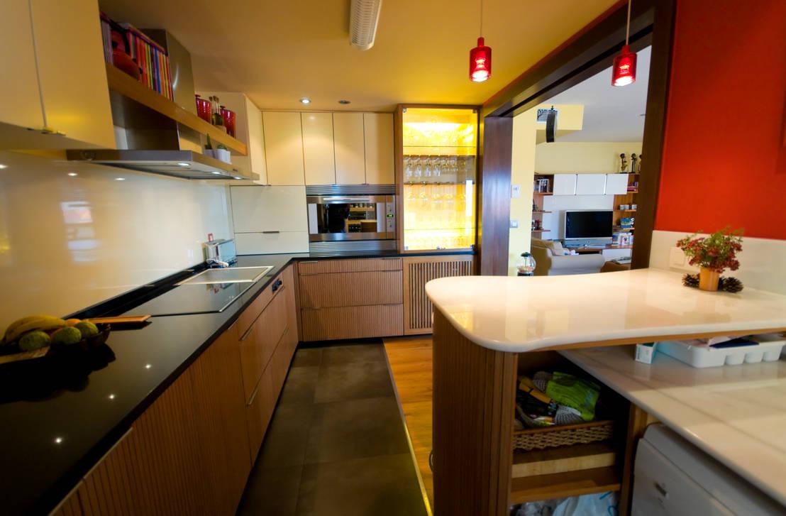 Cocinas de testa studio homify for Homify cocinas