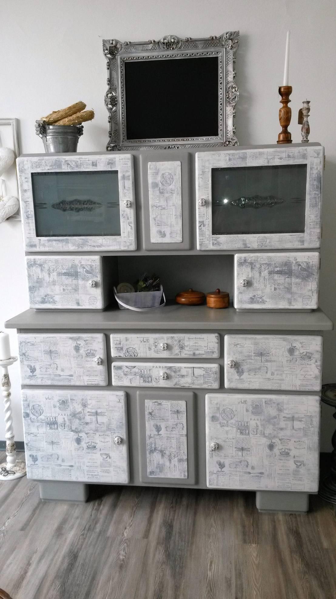 altes k chenbuffet im neuen glanz von m bel sucht farbe homify. Black Bedroom Furniture Sets. Home Design Ideas