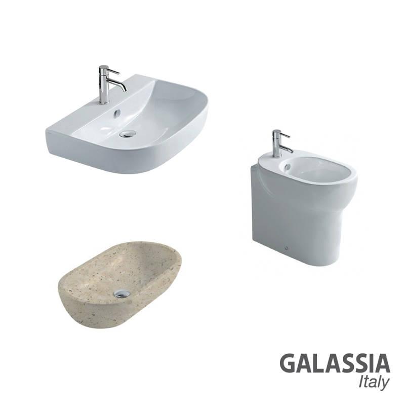 Serie m2 ceramica galassia di e commerceitaly homify for Galassia ceramica
