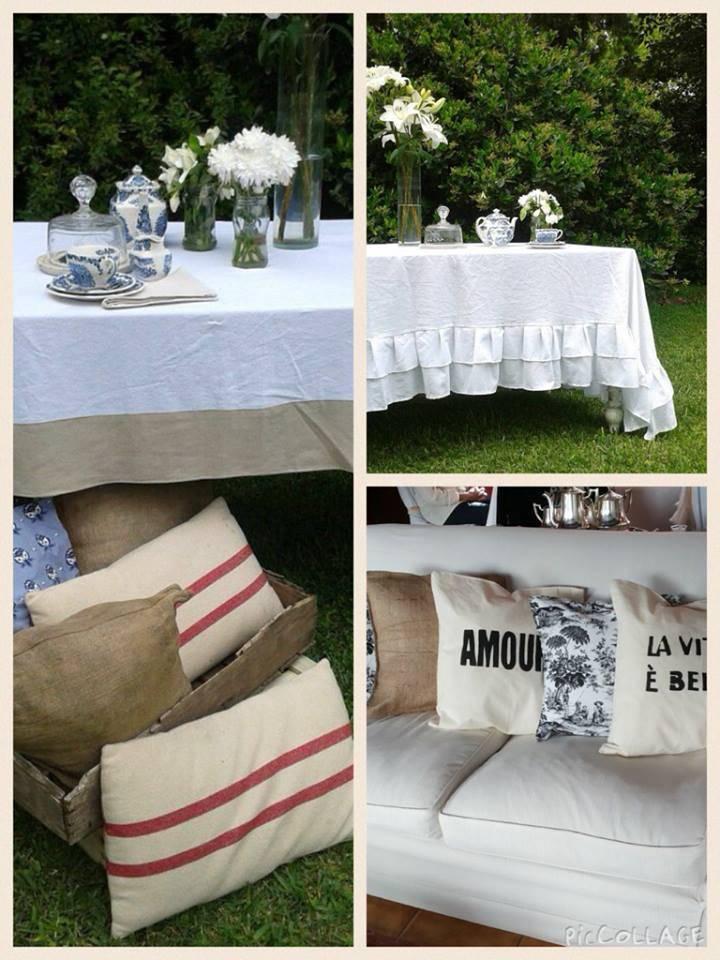 Textiles y objetos de decoraci n para el hogar von cerise for Objetos de decoracion para el hogar