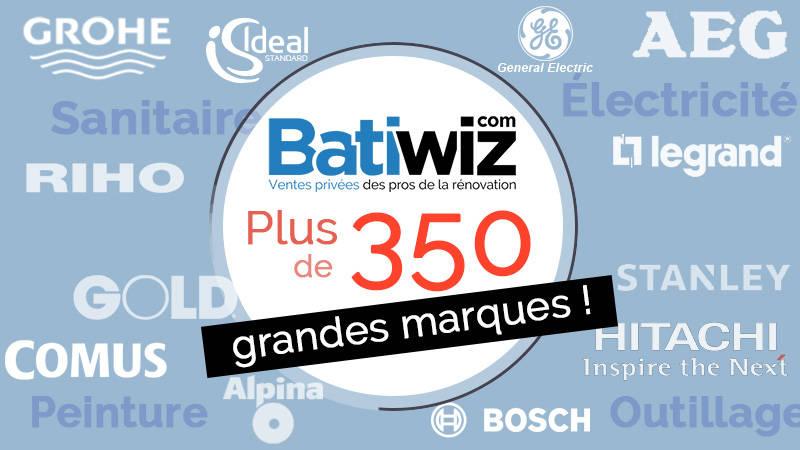 Batiwiz grandes marques de batiwiz sas homify - Grandes marques de the ...