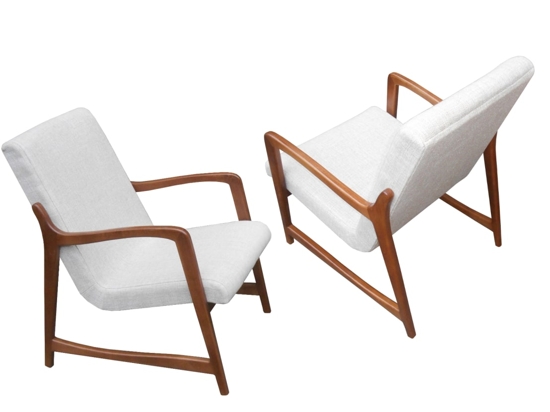 Fotel schorsch by b t meble homify for Sessel 60 jahre stil