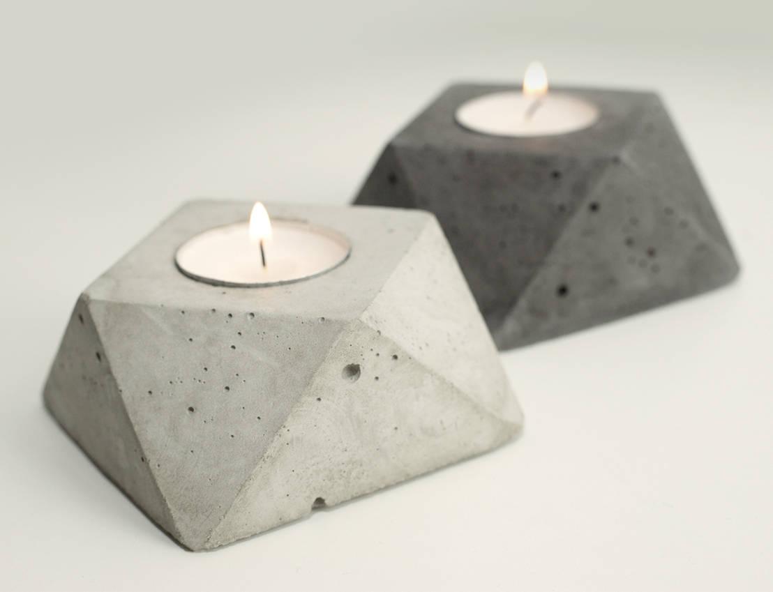 deko aus beton von 100 beton homify. Black Bedroom Furniture Sets. Home Design Ideas
