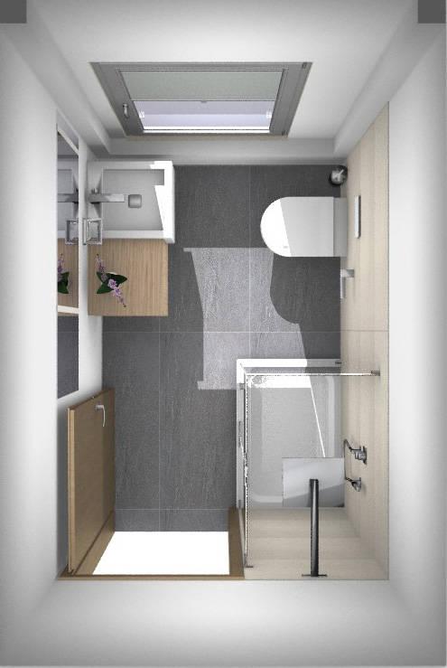 badrenovierung dusche im g ste wc von banovo gmbh homify. Black Bedroom Furniture Sets. Home Design Ideas