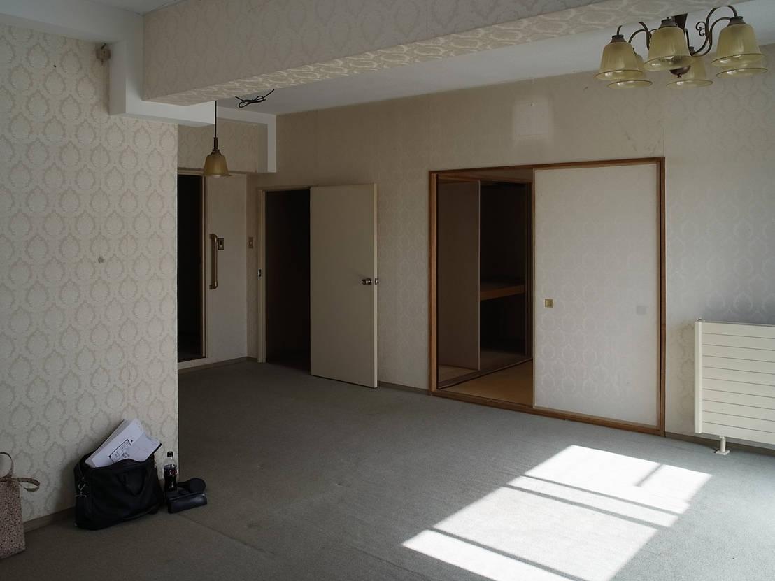 vorher nachher alte wohnung wird komplett renoviert. Black Bedroom Furniture Sets. Home Design Ideas