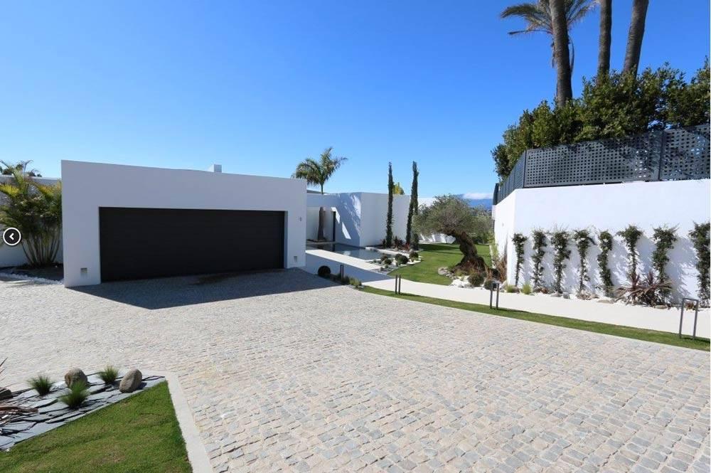 Jardin del mar de beatrice perlac adarve jardines homify for Casas jardin del mar
