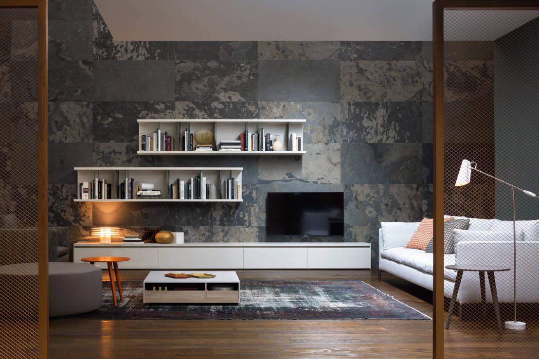 das richtige tv lowboard f r ihren fernseher von livarea homify. Black Bedroom Furniture Sets. Home Design Ideas
