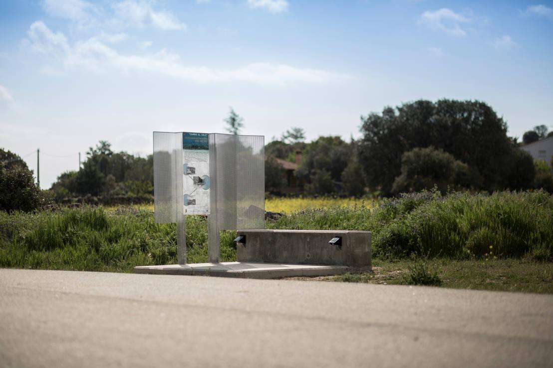 Construcci n de mobiliario urbano en fresnedillas - Empresas de construccion madrid ...