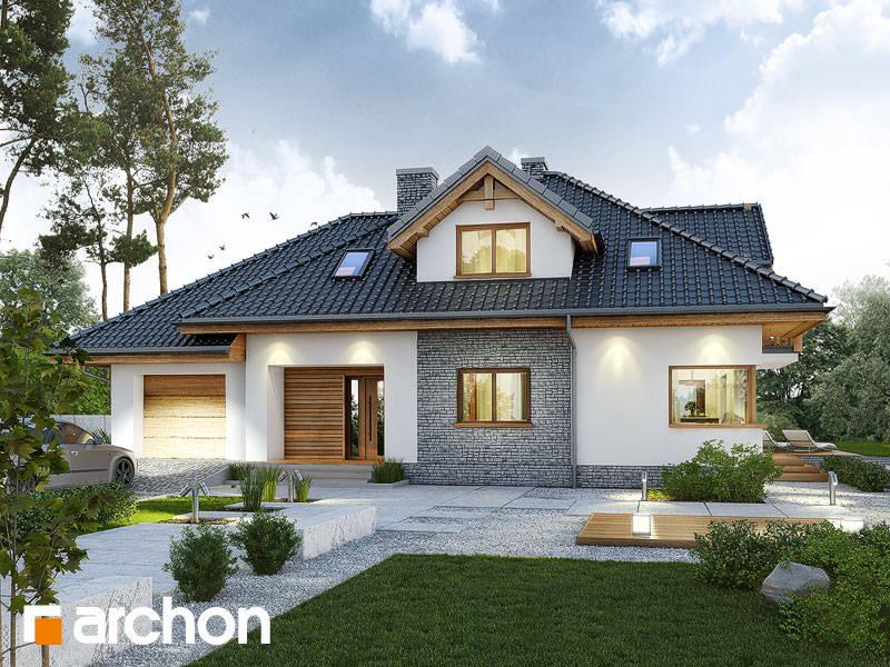 20 fant sticas casas de una y dos plantas para inspirarte al m ximo. Black Bedroom Furniture Sets. Home Design Ideas