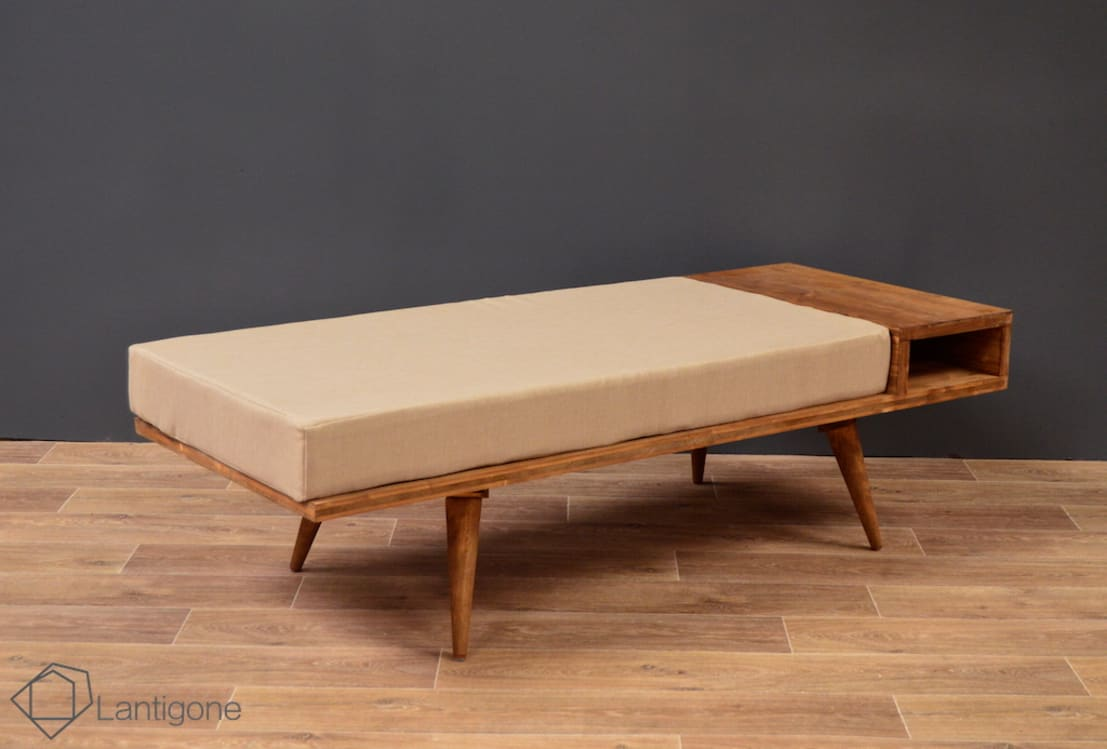 daybed vintage scandinave 2 di lantigone homify. Black Bedroom Furniture Sets. Home Design Ideas