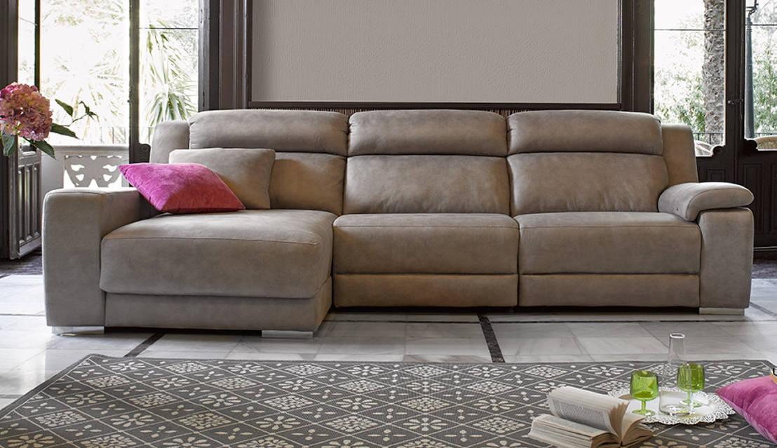 Sof s pr cticos y confortables de muebles caparros homify - Muebles caparros ...