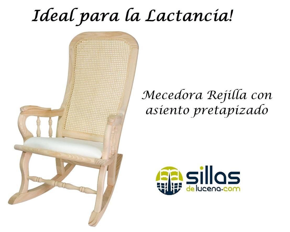 Mecedora rejilla especial para la lactancia de sillas de - Silla mecedora de lactancia ...
