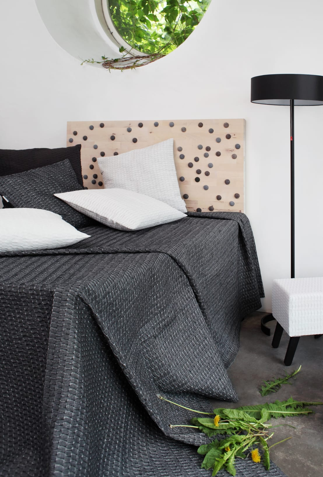 nat rliche wohntextilien f r einen scandi look von baltic. Black Bedroom Furniture Sets. Home Design Ideas