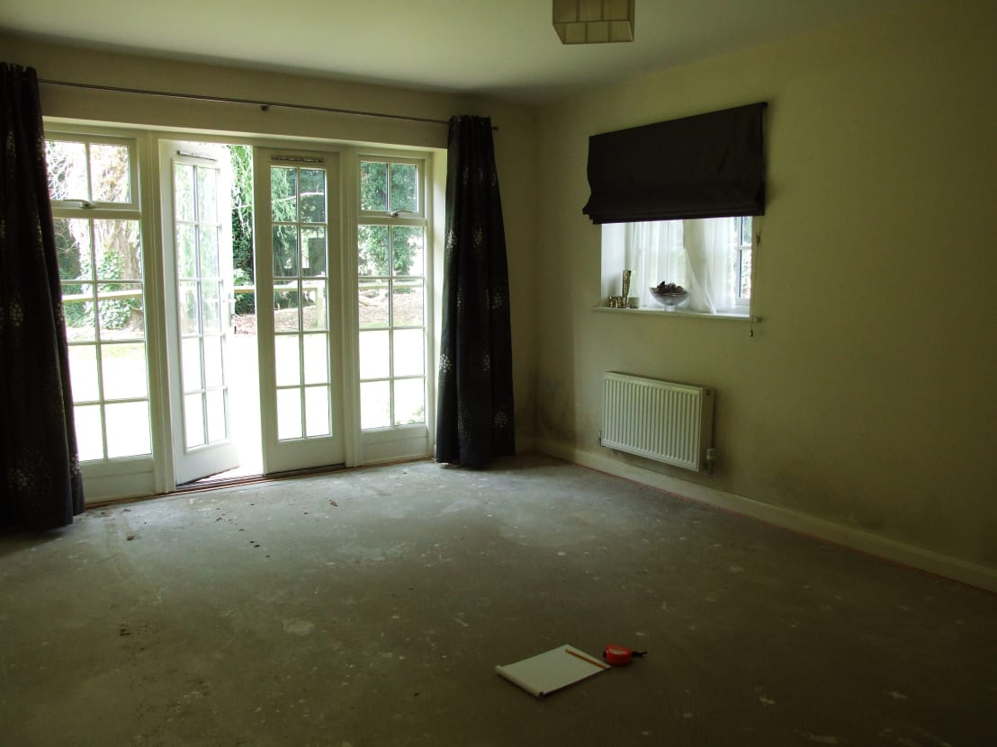 Voor en na van verslonsd huis naar heerlijk onderkomen - Voor na gerenoveerd huis ...