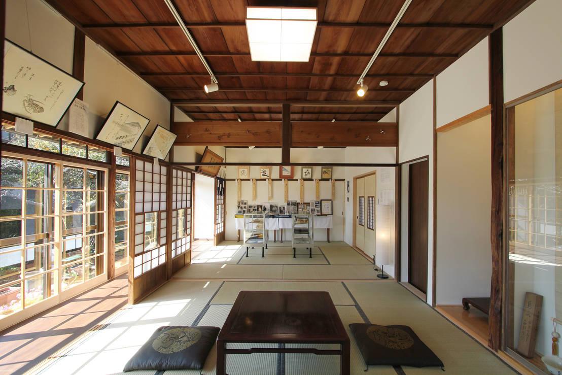 동양 전통주택 : 일본식 주택 분위기를 연출하는 방법