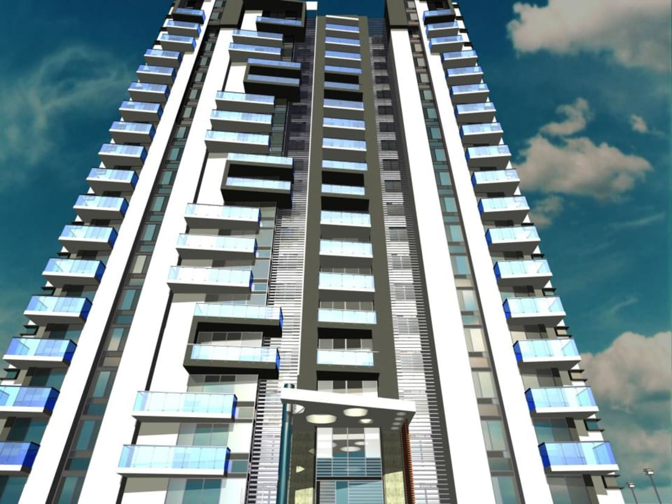 Edificio pinares de alameda pereira by c g arquitectura - Arquitectura pereira ...