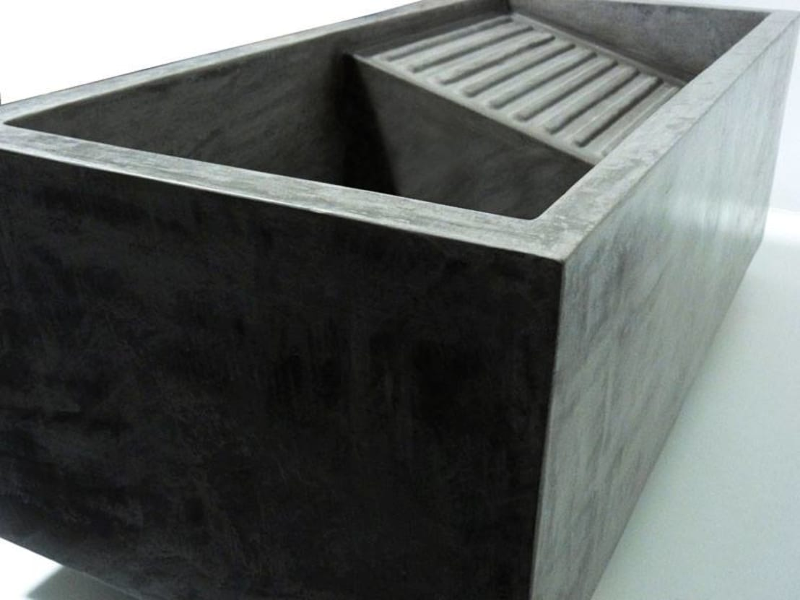 Lavabo lavanderia design intramontabile manufatto 35 cm di - Dove comprare mobili ...