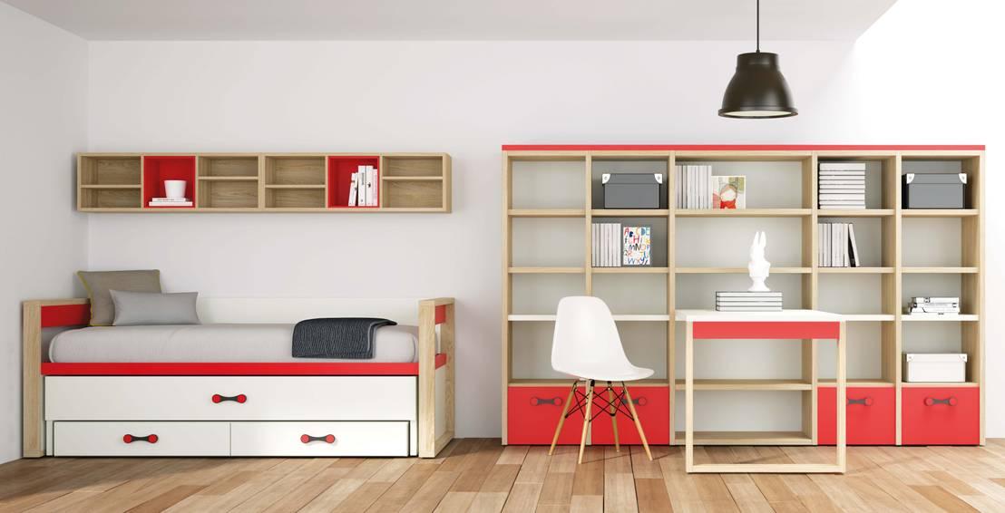 Nuevos proyectos de mueble juvenil profesjonalista mobel - Muebles mobel 6000 ...