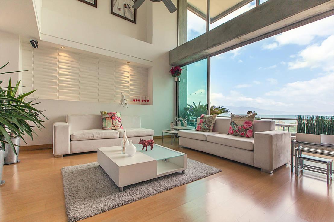 Un apartamento moderno en medell n 7 ideas en decoraci n for Decoracion de interiores medellin