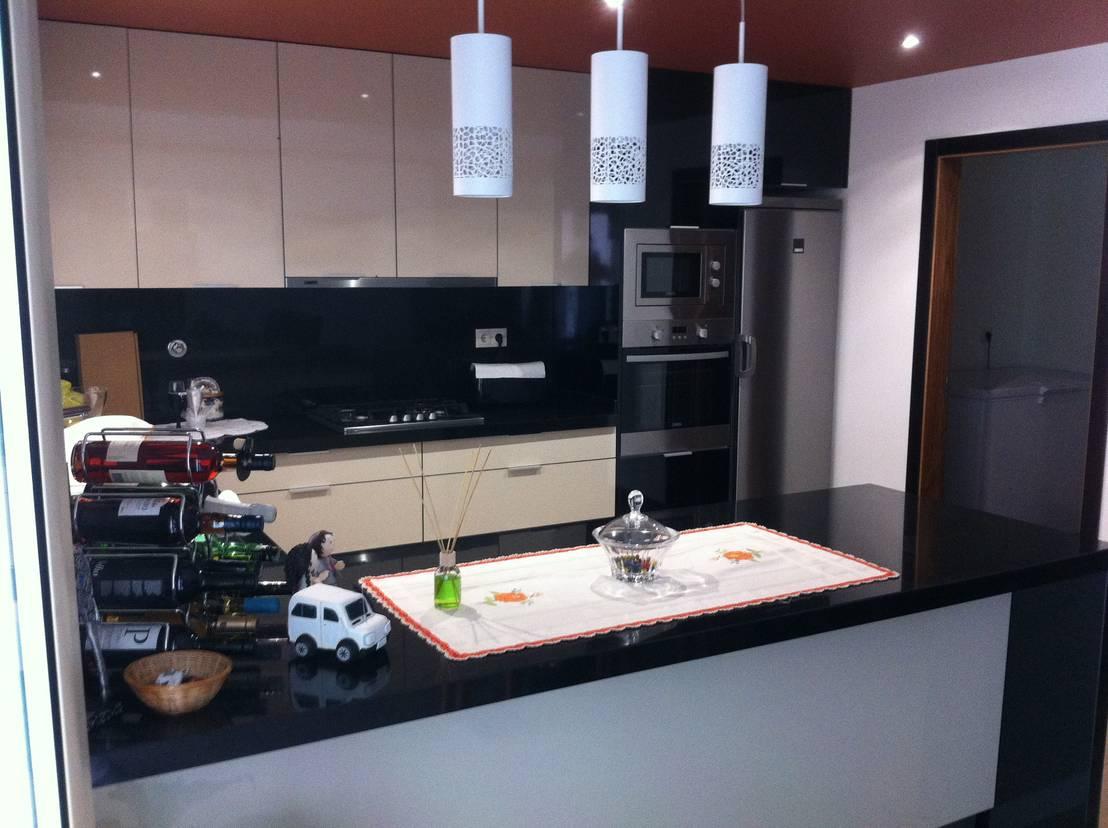 Cómo renovar una cocina moderna - 15 ideas fantásticas