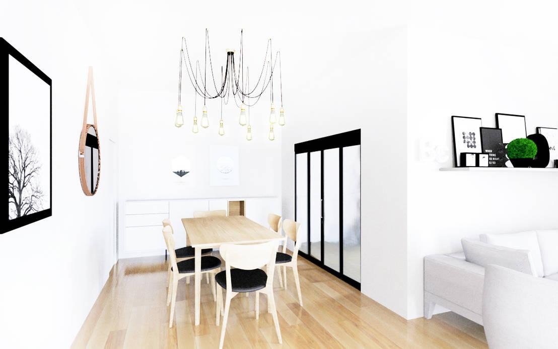 Youdekor Apartamento Minimal Homify
