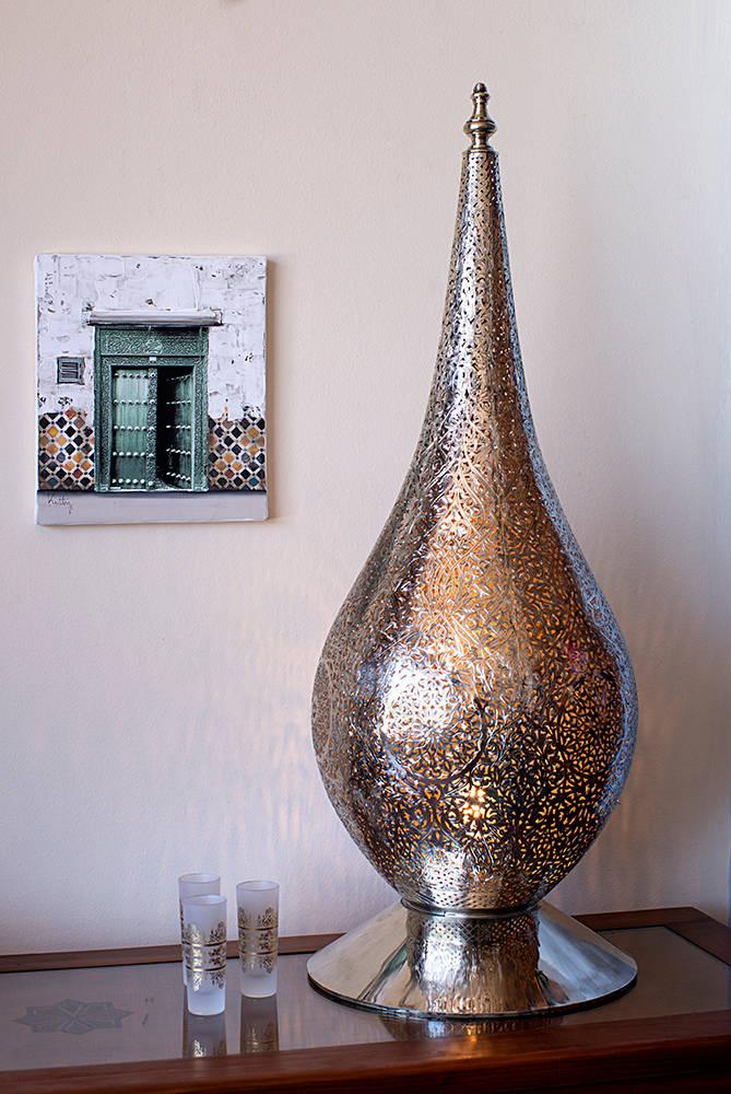 L mparas de mesa de decoraci n andalus iluminaci n homify for Decoracion iluminacion