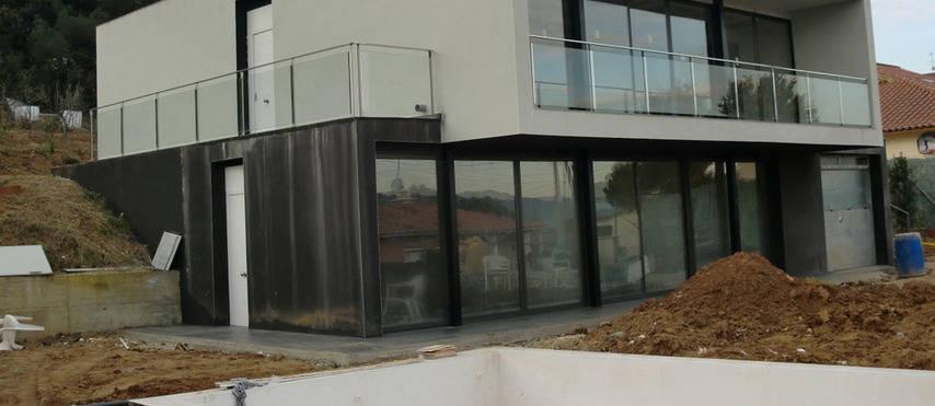 Casa unifamiliar proyecto vall s door anuima - Proyecto casa unifamiliar ...