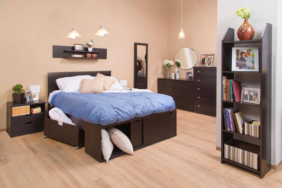 10 muebles funcionales para ahorrar un mont n de espacio for Idea interior muebles