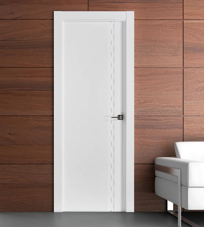 Serie lacada de puertas castalla homify for Puertas castalla