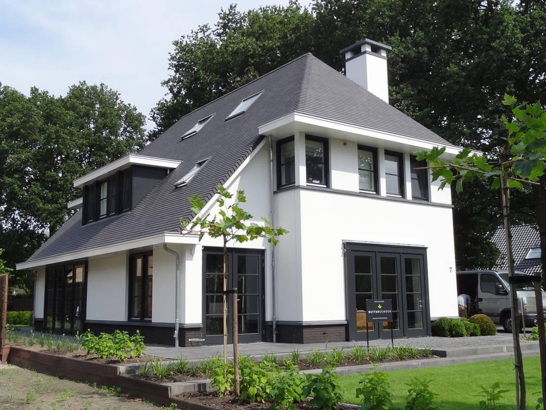 Moderne villa mit bestnote for Moderne villa