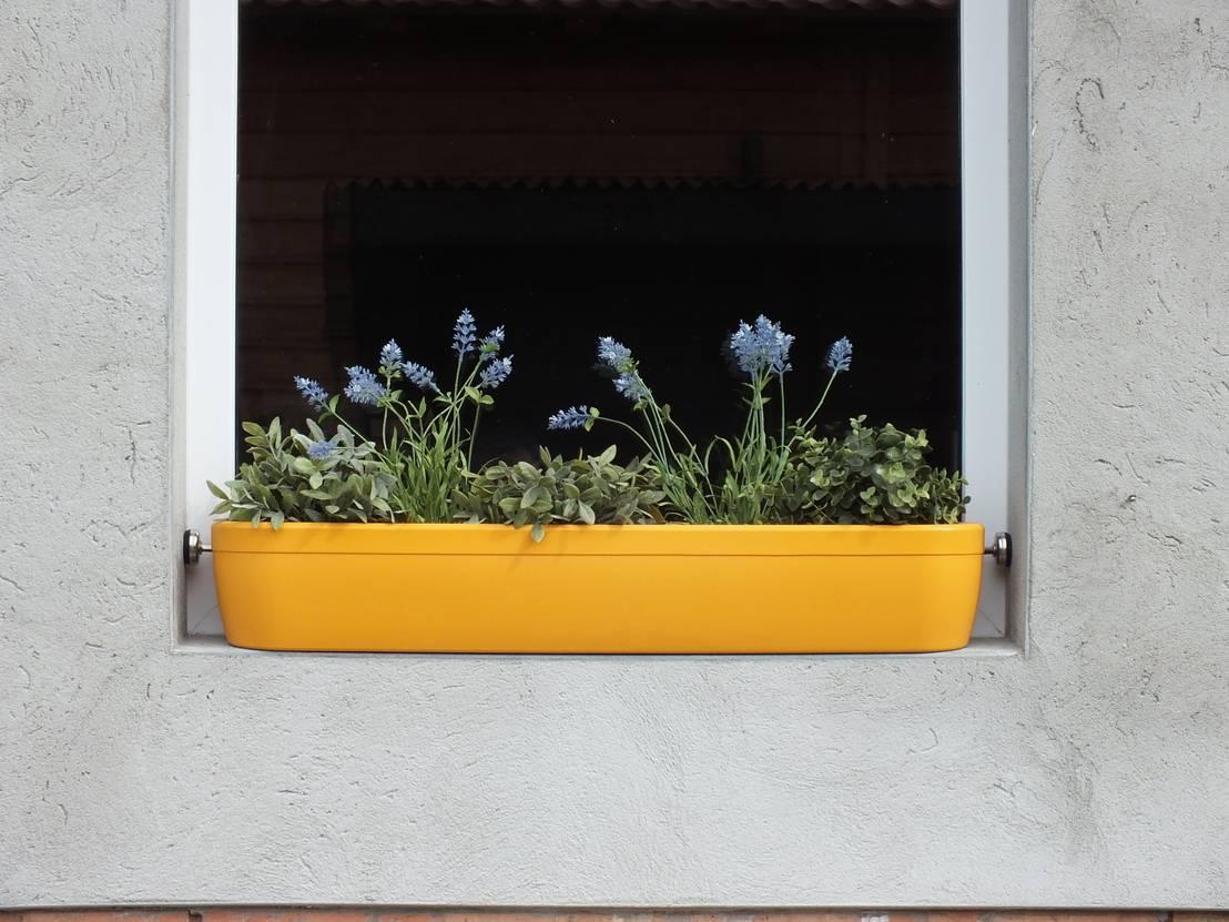 windowgreen der blumenkasten f r die fensterbank von studio michael hilgers homify. Black Bedroom Furniture Sets. Home Design Ideas
