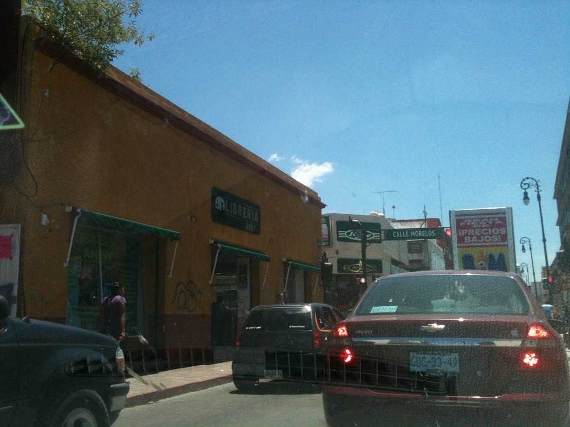 Toldos Indico Centro Historico Irapuato Von Gaviota Mexico