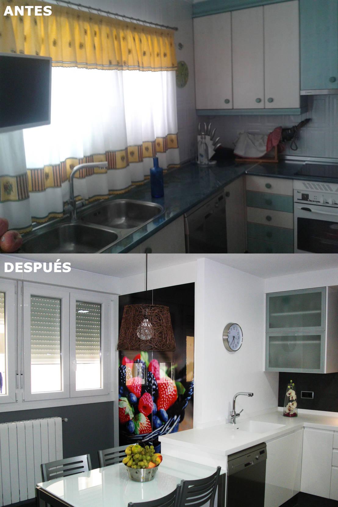 Reforma integral en albacete de lm ingecon homify - Cocinas en albacete ...