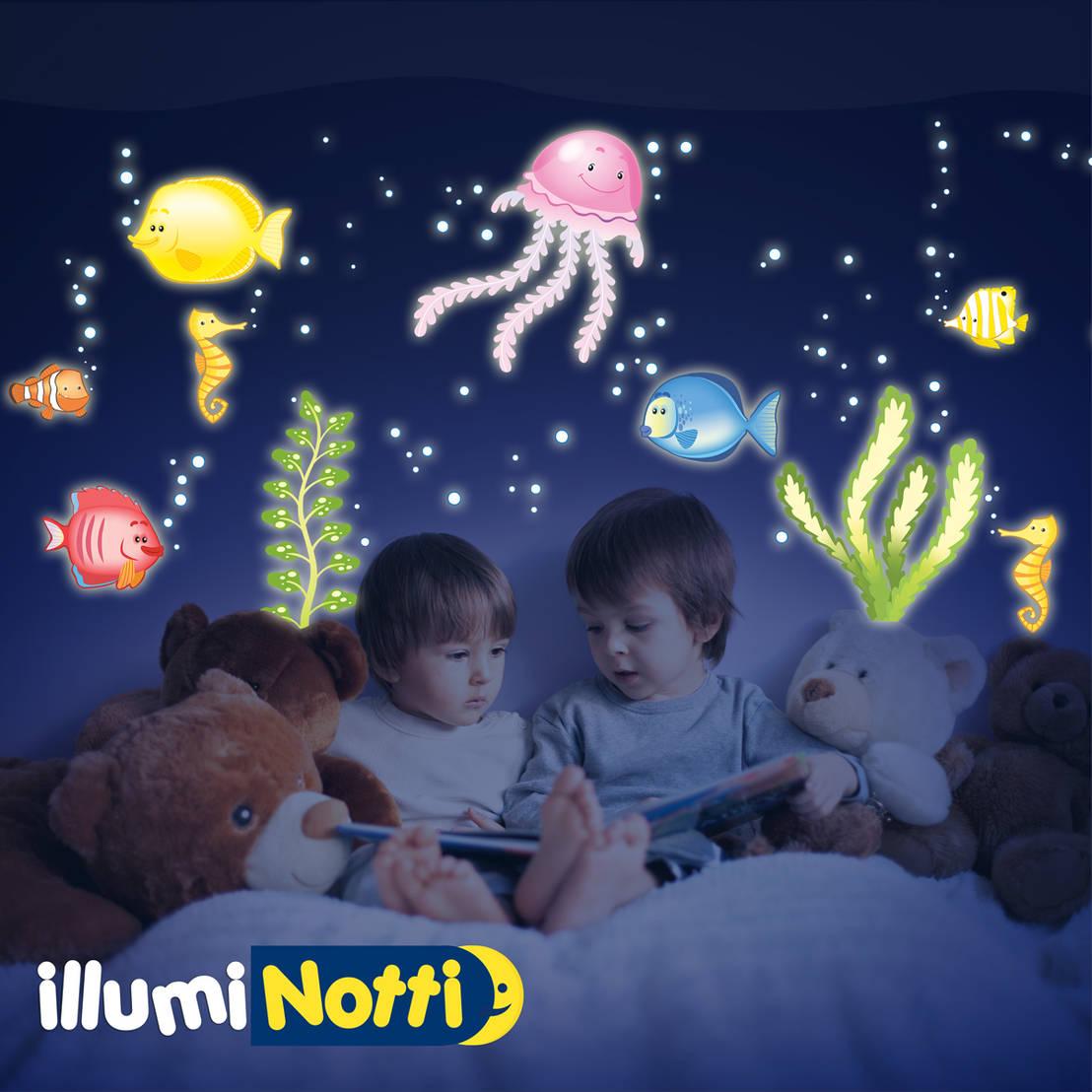 Come addormentare un neonato? ti aiutano gli illuminotti®: gli ...