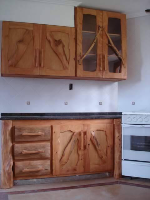 Muebles de cocina artesanales de enrique ramirez muebles for Muebles artesanales de madera