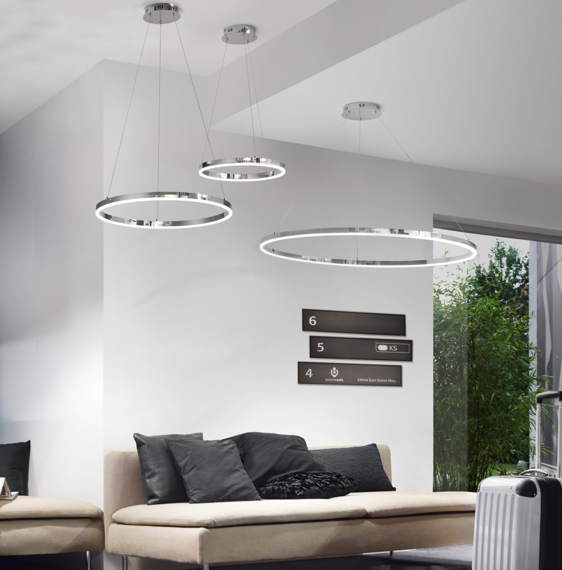 licht design skapetze gmbh co kg s luce ring homify. Black Bedroom Furniture Sets. Home Design Ideas