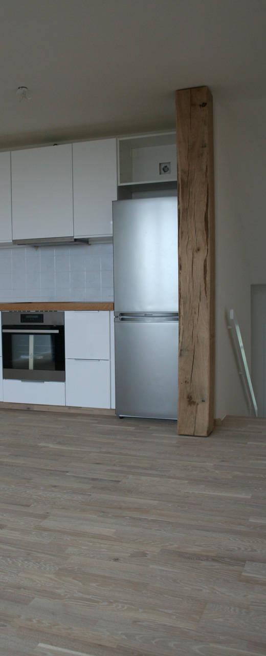 eichenbalken von falk raum design systeme homify. Black Bedroom Furniture Sets. Home Design Ideas