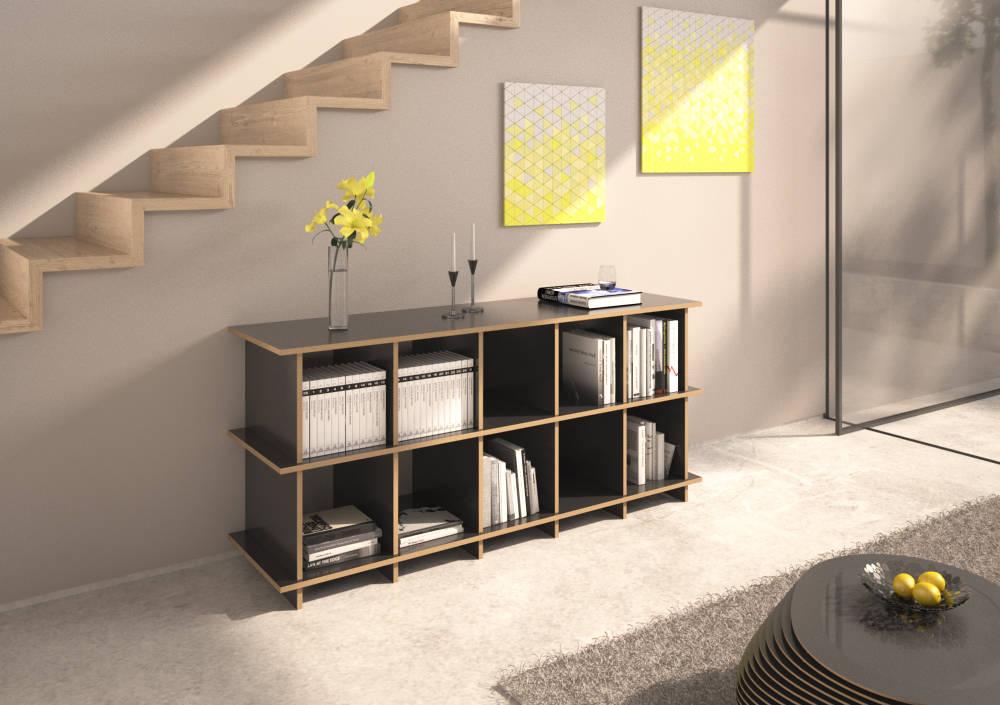 sideboards von homify. Black Bedroom Furniture Sets. Home Design Ideas