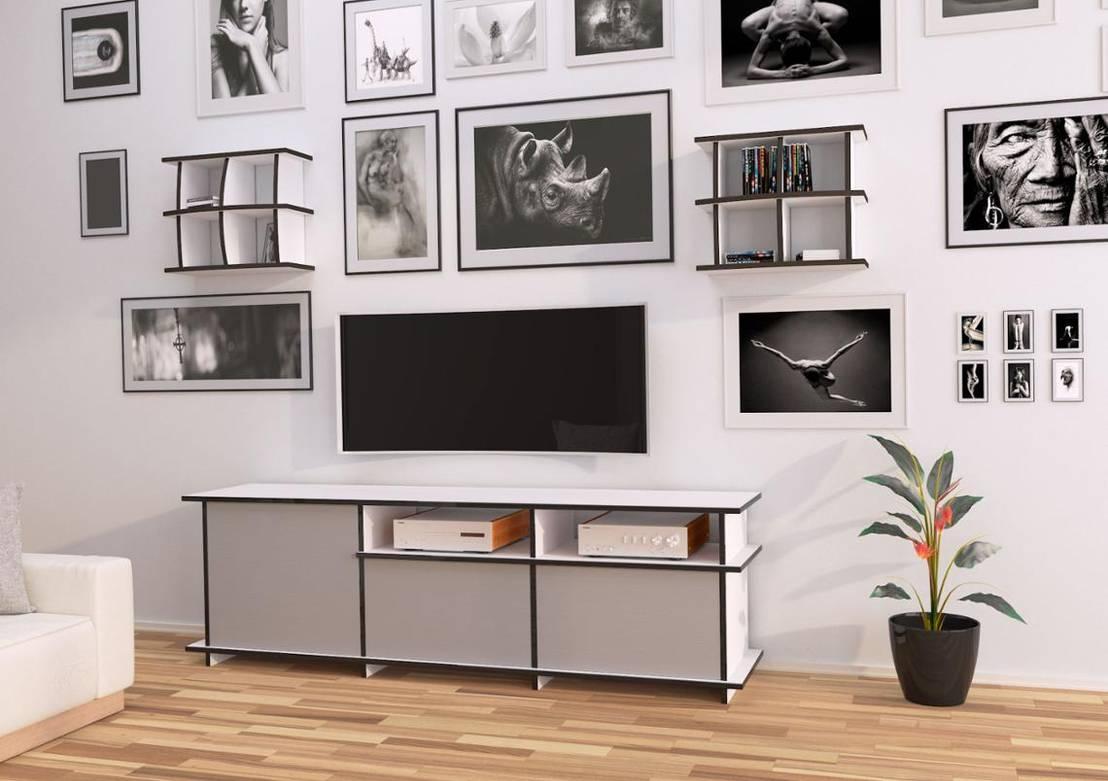 tv m bel von homify. Black Bedroom Furniture Sets. Home Design Ideas