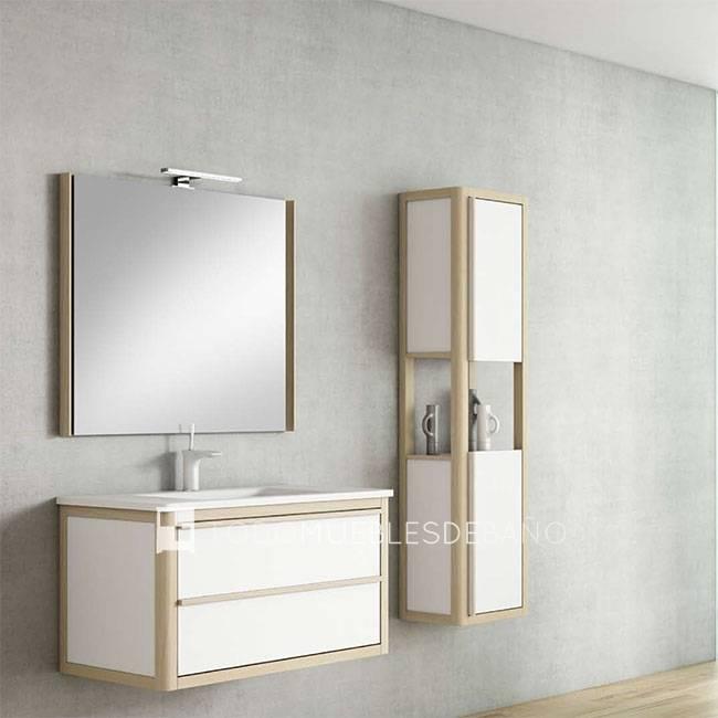 Muebles de ba o r sticos natural de todo muebles de ba o - Todo muebles de bano ...